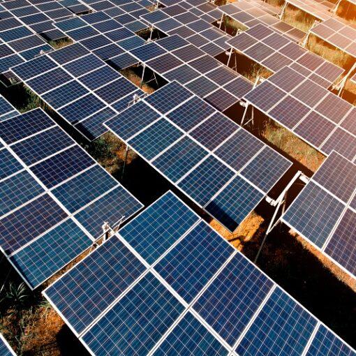 farma solarów
